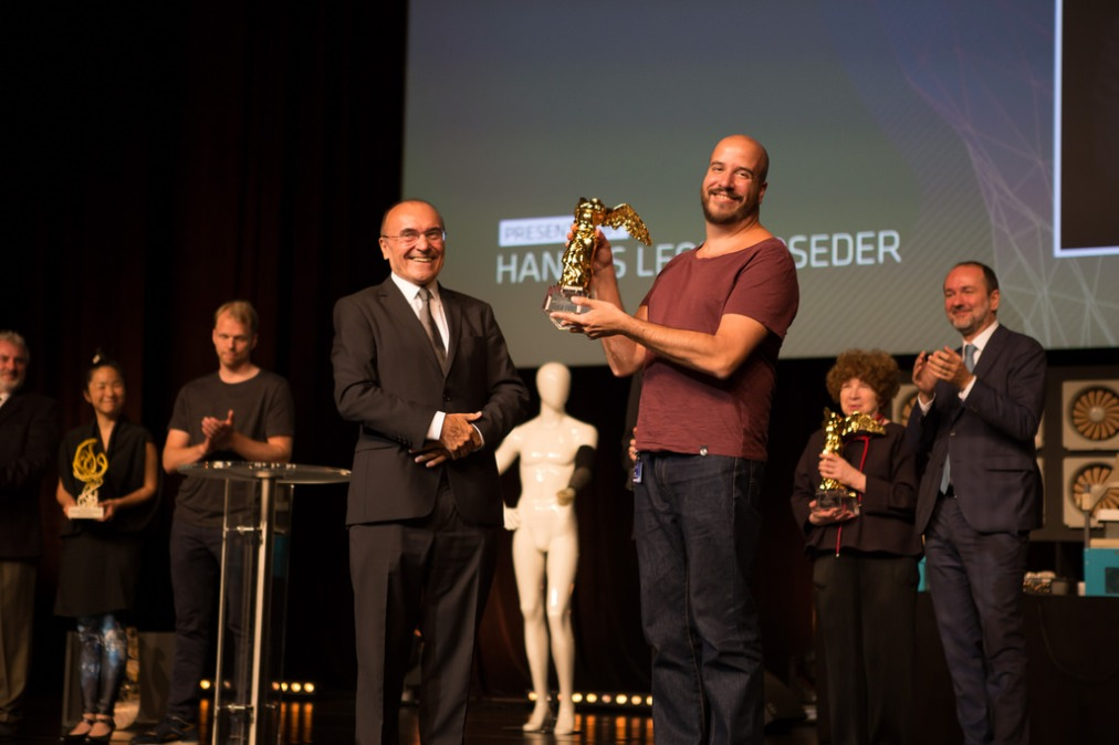 P2P Foundation receives the Prix Ars Electronica 2016Award