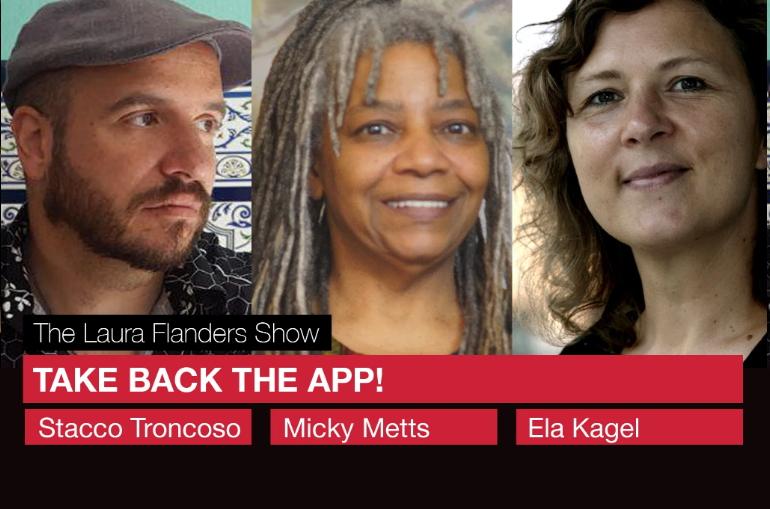 Take back the App! A dialogue on Platform Cooperativism, Free Software andDisCOs